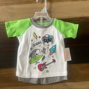 Baby Boy 2pc Outfit